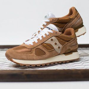 Saucony Shadow Original Vintage (Tan/Brown)